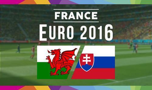 Уэльс - Словакия 11.06.2016