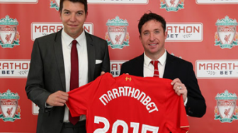 Marathonbet открыли программу сотрудничества с «Ливерпулем»