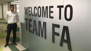 TEAM FA разработали новую версию трекера для отслеживания результатов спортивных событий