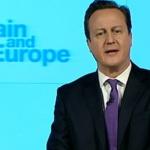 Дэвид Камерон критикует сокращение коэффициентов на выход Британии из Евросоюза в  William Hill
