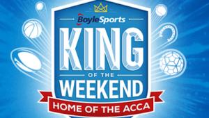 Boylesports запускает приложение «Короли  уик-энда»
