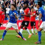 Манчестер Юнайтед – Лестер Сити,  прогноз и анонс матча чемпионата Англии,   1.05.2016