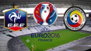 Франция – Румыния,  прогноз и анонс матча Евро-2016,   10.06.2016