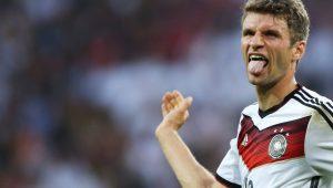 Томас Мюллер – фаворит на звание лучшего бомбардира Евро-2016
