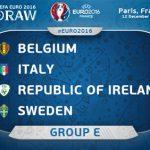 группа е евро-2016