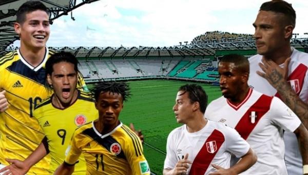 Перу – Колумбия,  прогноз и анонс матча Копа Америка,   18.06.2016