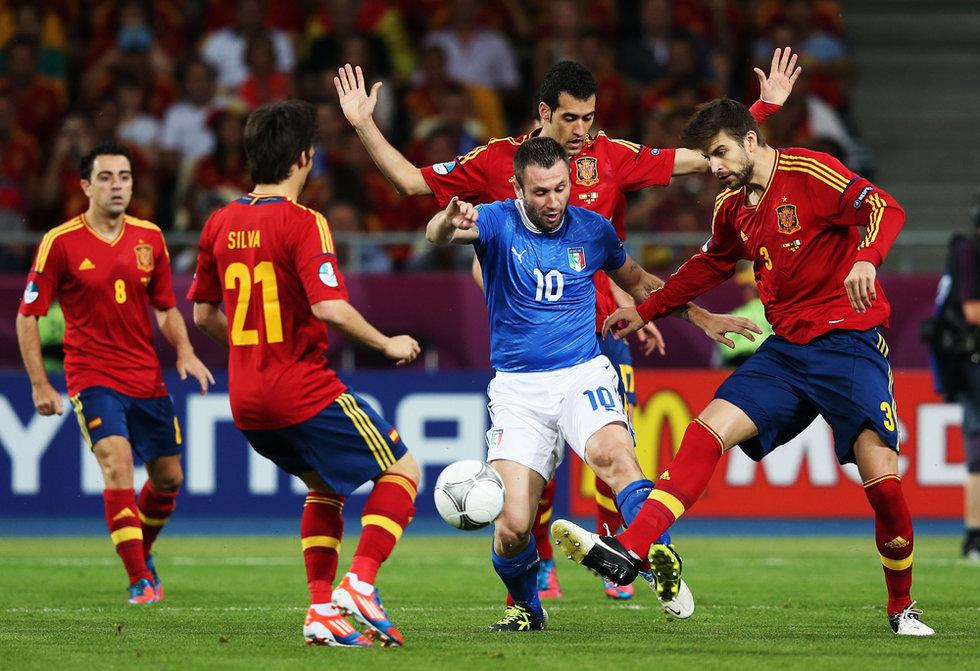 футбол испания италия прогноз на матч