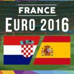 хорватия испания евро 2016