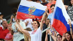 Шансы на победу России