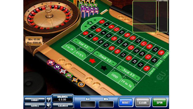 Redkings casino - рулетка