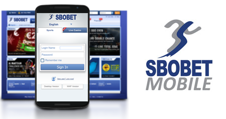 Sbobet Mobile. Мобильная версия