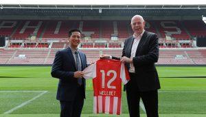 Wellbet – новый спонсор футбольного клуба «ПСВ»