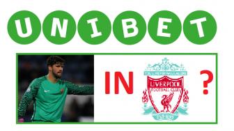 Unibet: Если Алисон уйдет из Ромы, то в Ливерпуль