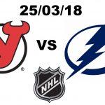 Нью-Джерси – Тампа-Бэй. 25 марта. Прогноз на НХЛ