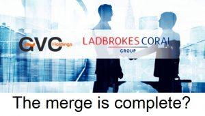 Ladbrokes Coral и GVC Holdings объединят свои активы