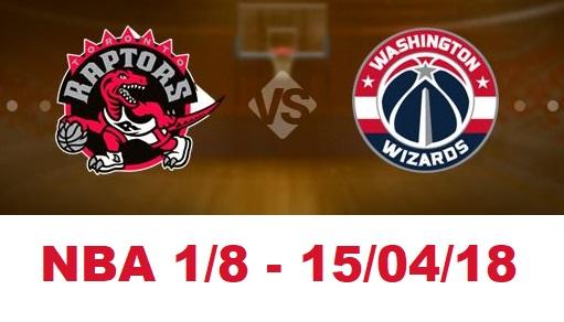 Торонто Рэпторс – Вашингтон Уизардс. 15 апреля. Прогноз на 1/8 НБА
