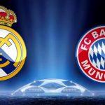 Реал Мадрид – Бавария. 01 мая. Прогноз на полуфинал Лиги Чемпионов