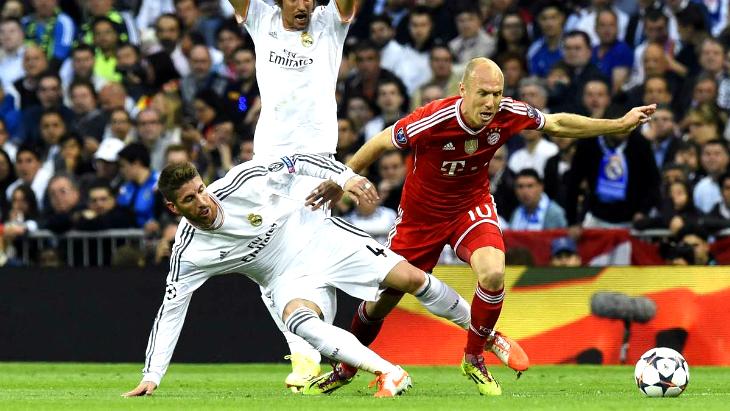 Прогноз на 01.05.18. Реал Мадрид - Бавария