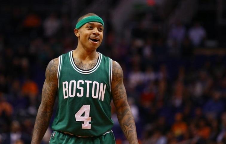 Бостон. НБА