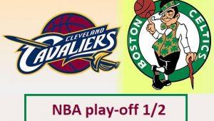 Кливленд Кавальерс – Бостон Селтикс. 26 мая. Прогноз на ½ НБА