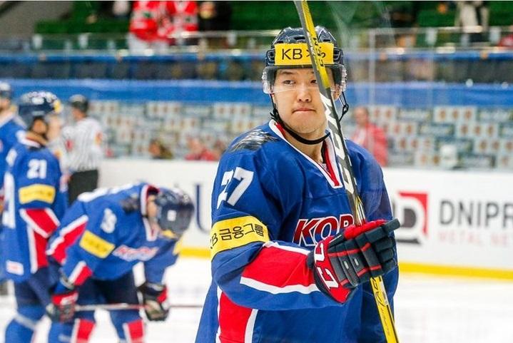 Сборная Южной Корее по хоккею