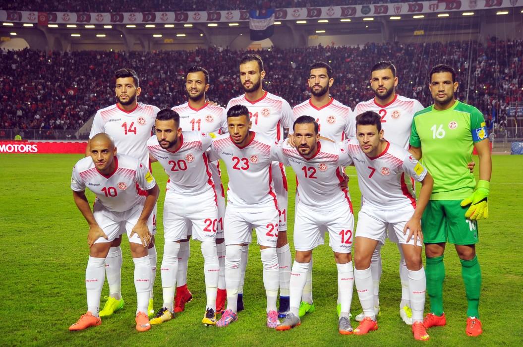 Тунис ЧМ-2018