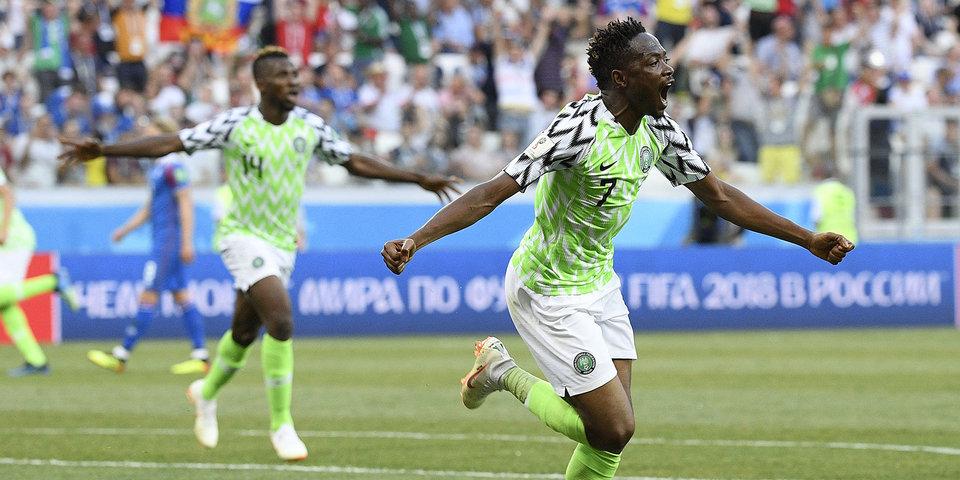Аргентина — Нигерия. Прогноз на матч на футбол 26 июня 2018. ЧМ-2018