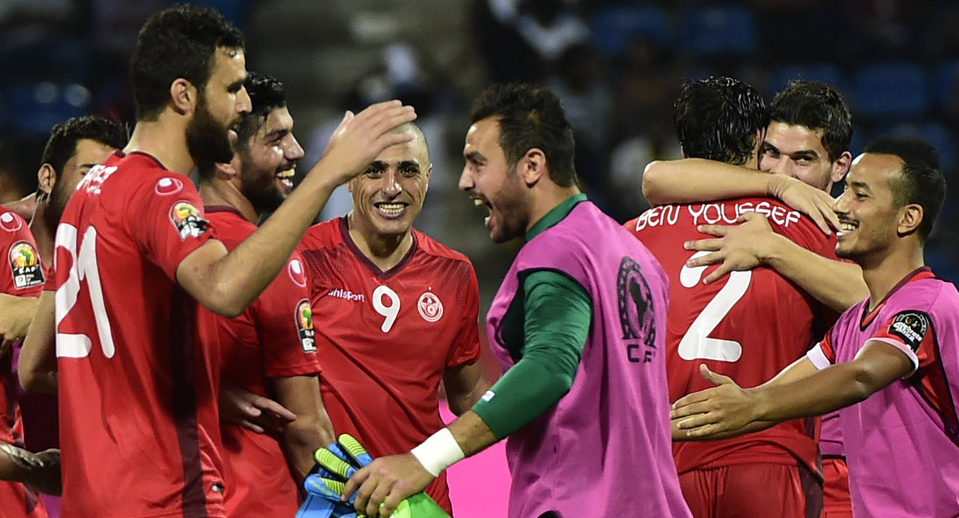 Национальная команды Марокко на ЧМ-2018