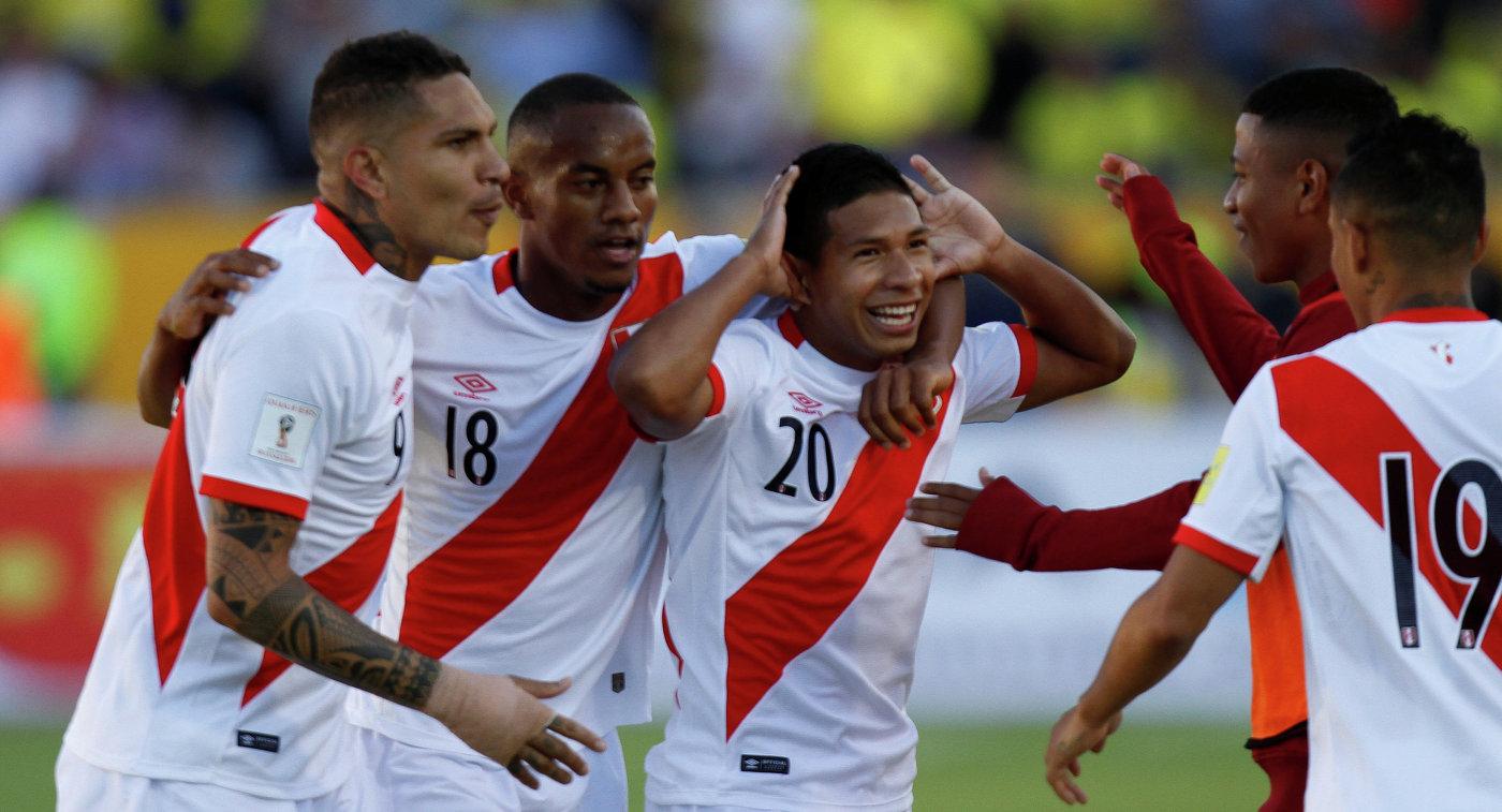 Национальная команда Перу