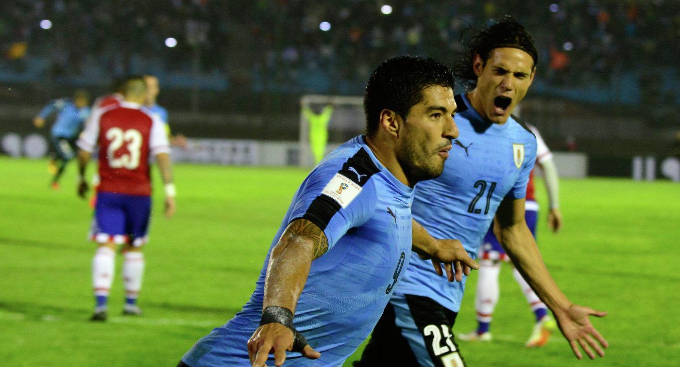 Уругвай – Португалия. Прогноз на матч 30 июня 2018. 1/8 ЧМ-2018