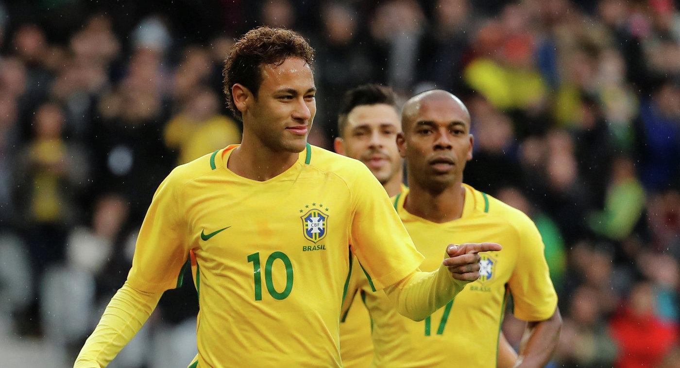 Прогноз на 17.06.18. Бразилия - Швейцария