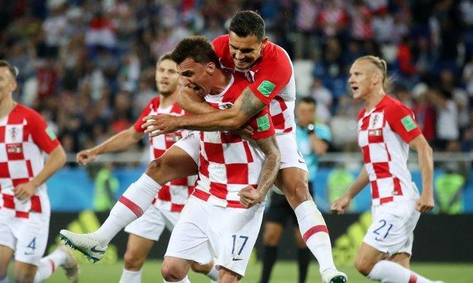 Сборная Хорватии 2018