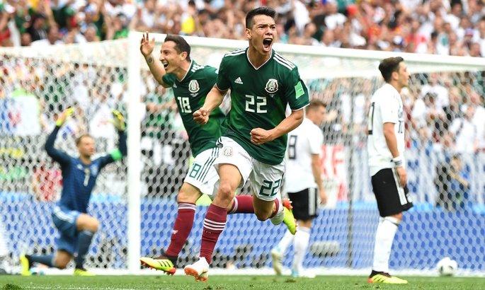 Сборная Мексики 2018