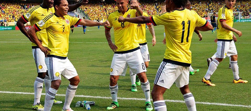 Сборная Колумбии - 2018
