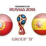 Португалия – Испания. 15 июня. Прогноз на ЧМ-2018