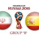Иран – Испания. 20 июня. Прогноз на ЧМ-2018