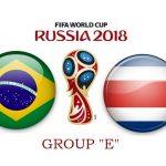 Бразилия – Коста-Рика. 22 июня. Прогноз на ЧМ-2018