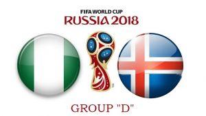 Нигерия – Исландия. 22 июня. Прогноз на ЧМ-2018