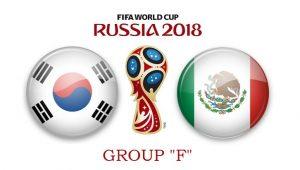 Южная Корея  — Мексика. 23 июня. Прогноз на ЧМ-2018