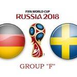 Германия – Швеция. 23 июня. Прогноз на ЧМ-2018