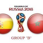 Испания – Марокко. 25 июня. Прогноз на ЧМ-2018