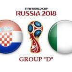 Хорватия – Нигерия. 16 июня. Прогноз на ЧМ-2018