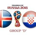 Исландия — Хорватия. Прогноз на матч 26 июня 2018 от экспертов. ЧМ-2018