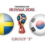 Швеция – Южная Корея. 18 июня. Прогноз на ЧМ-2018