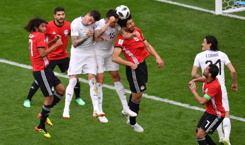 Египет на ЧМ-2018