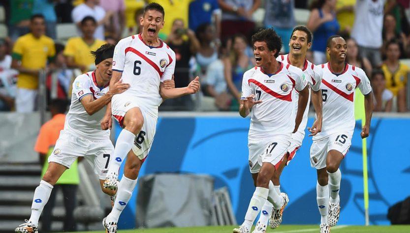 сборная Коста-Рики по футболу 2018
