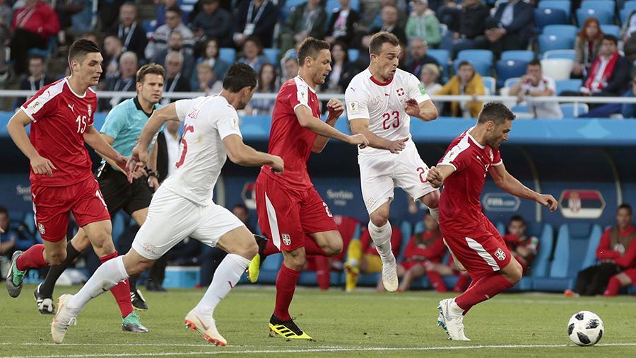 Коста Рика — Швейцария. Прогноз на матч 27 июня 2018. ЧМ-2018