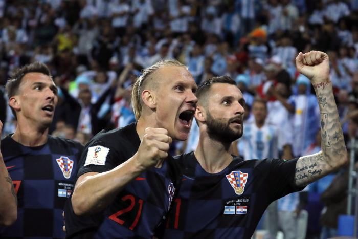 Сборная Хорватии на ЧМ-2018