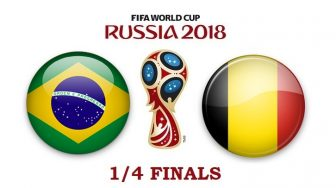 Бразилия – Бельгия. Прогноз на матч 06 июля 2018. ¼ ЧМ-2018