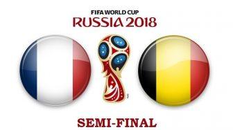 Франция – Бельгия. Прогноз на матч 10.07.2018. Полуфинал ЧМ-2018